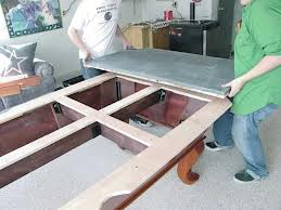 Pool table moves in Valdosta Georgia